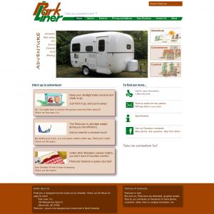 ParkLiner Fiberglass Camper and Travel Trailers